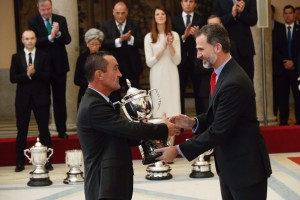 Premio Nacional de Deporte 2015